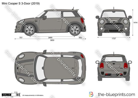 Mini Cooper S 3-Door F55