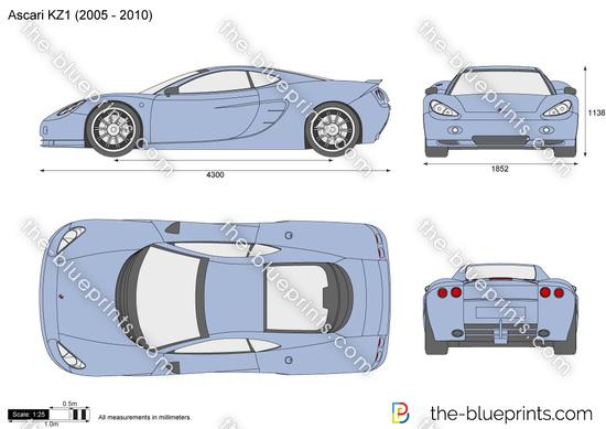 Ascari KZ1 (2005 - 2010)
