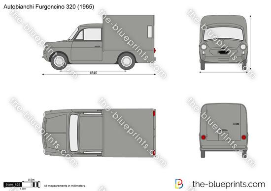 Autobianchi Furgoncino 320