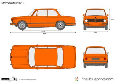 BMW 2002tii (1971)