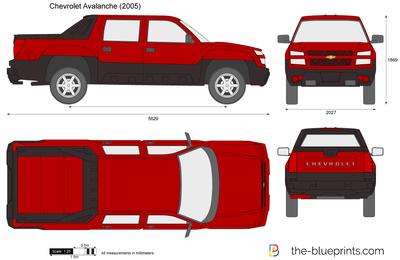 Chevrolet Avalanche (2005)