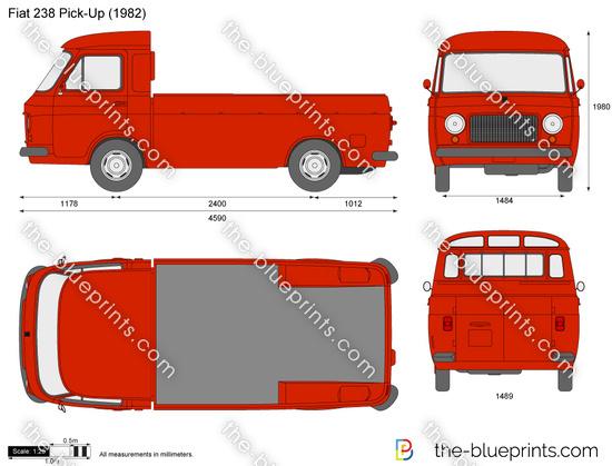 Fiat 238 Pick-Up