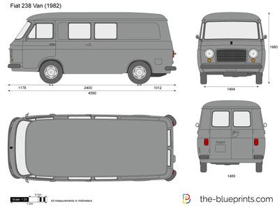 Fiat 238 Van (1982)