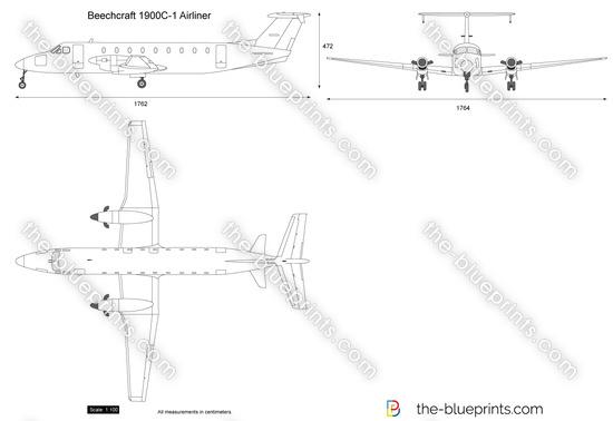Beechcraft 1900C-1 Airliner