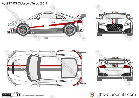Audi TT RS Clubsport Turbo