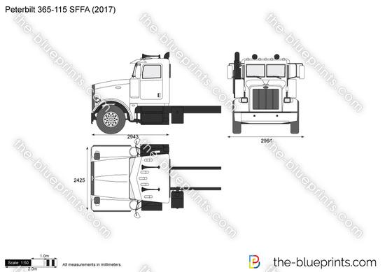 Peterbilt 365-115 SFFA