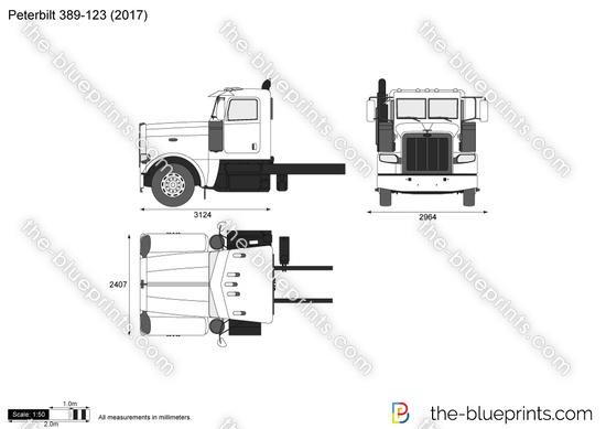 Peterbilt 389-123