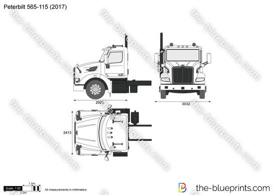 Peterbilt 565-115