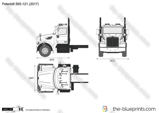 Peterbilt 565-121