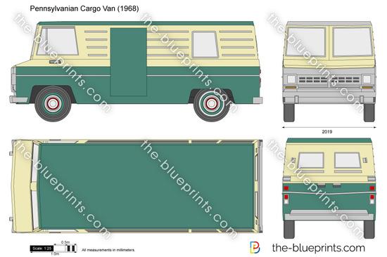 Pennsylvanian Cargo Van
