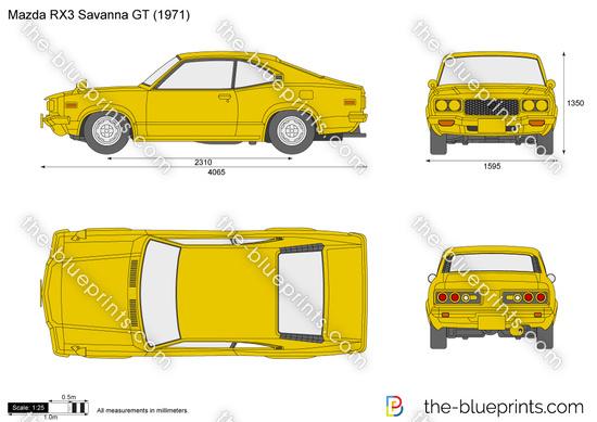 Mazda RX3 Savanna GT