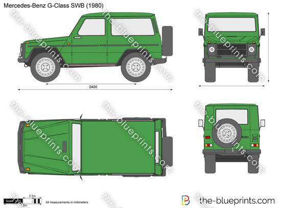 Mercedes-Benz G-Class SWB
