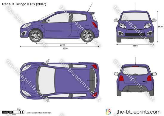 Renault Twingo II RS