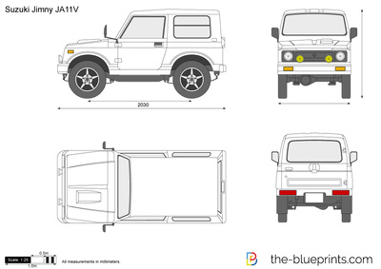Suzuki Jimny JA11V