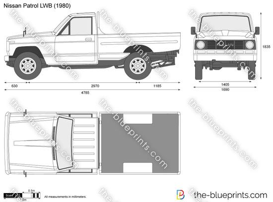 Nissan Patrol LWB Pickup
