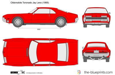 Oldsmobile Toronado Jay Leno