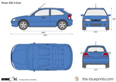 Rover 200 3-Door