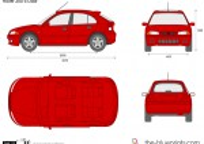 Rover 200 5-Door