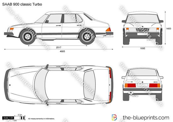 Saab 900 classic Turbo