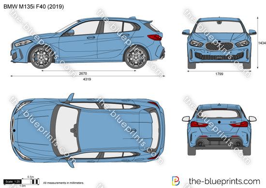 BMW M135i F40