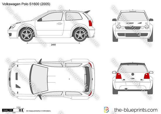Volkswagen Polo S1600