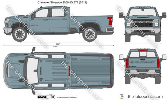 Chevrolet Silverado 2500HD Z71