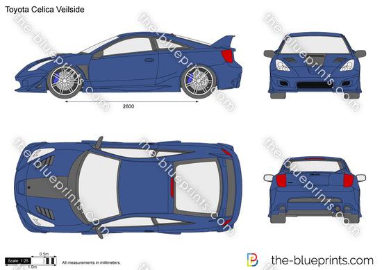 Toyota Celica Veilside