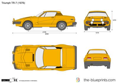 Triumph TR-7