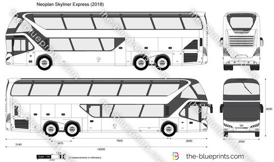 Neoplan Skyliner Express