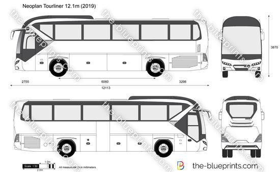 Neoplan Tourliner 12.1m