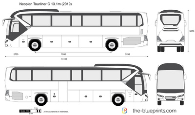 Neoplan Tourliner C 13.1m