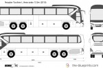 Neoplan Tourliner L three axles 13.9m (2019)