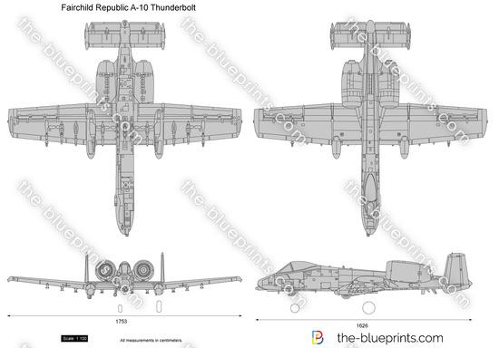 Fairchild Republic A-10 Thunderbolt