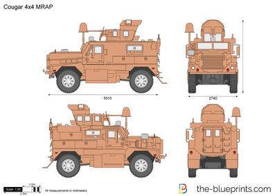Cougar 4x4 MRAP