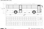 Iveco Arway Coach 12.0m