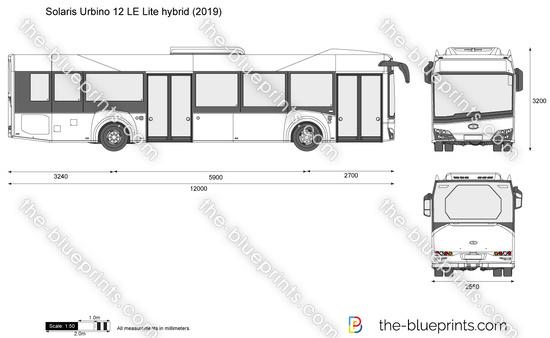 Solaris Urbino 12 LE Lite hybrid