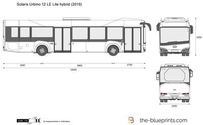 Solaris Urbino 12 LE Lite hybrid (2019)