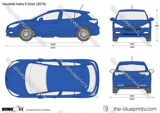 Vauxhall Astra 5-Door