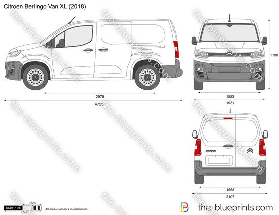 Citroen Berlingo Van XL