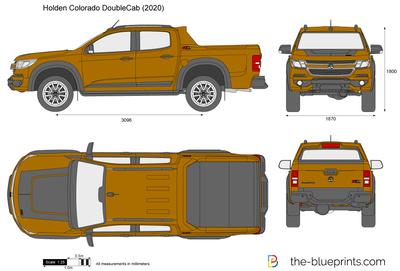 Holden Colorado DoubleCab