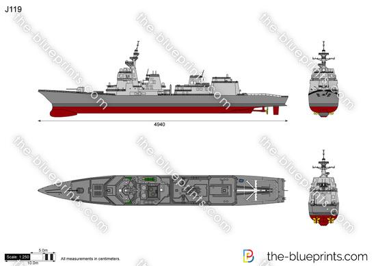 J119 Bangor-class minesweeper