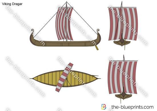 Viking Dragar