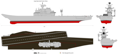 Liang Class Aircraft Carrier (China)s