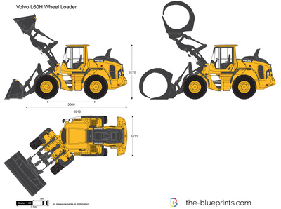 Volvo L60H Wheel Loader