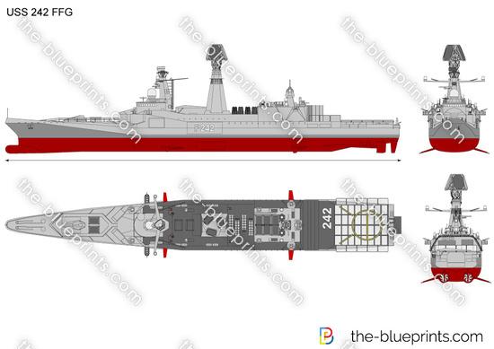 USS 242 FFG