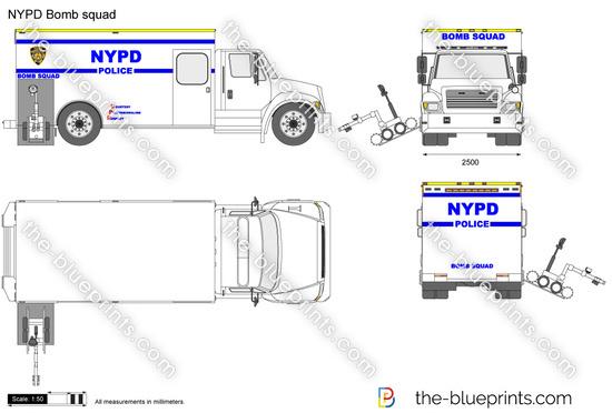 NYPD Bomb squad