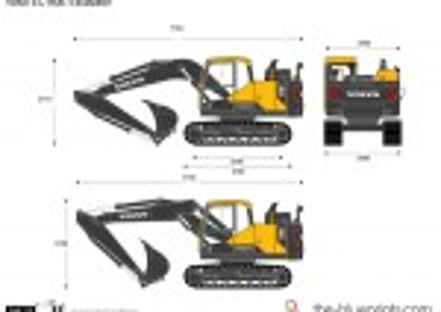 Volvo EC140E Excavator