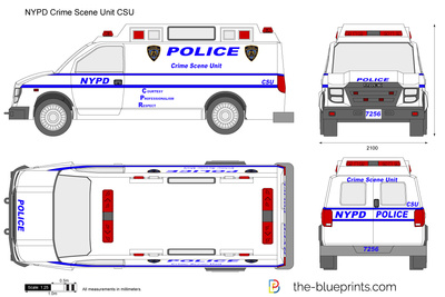 NYPD Crime Scene Unit CSU