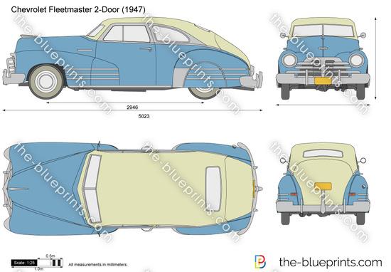 Chevrolet Fleetmaster 2-Door