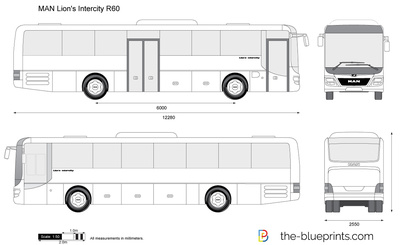 MAN Lion's Intercity R60